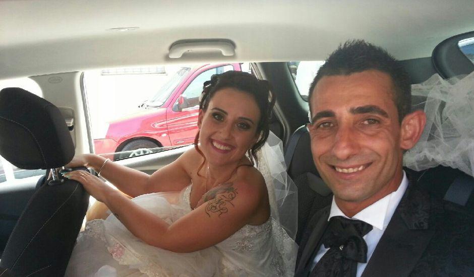 Il matrimonio di Claudio e Ornella a Muros, Sassari