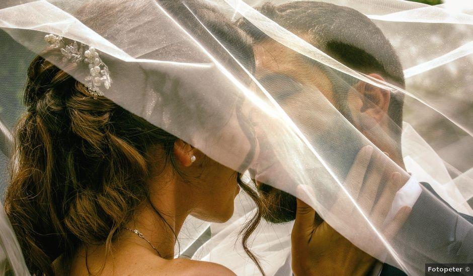 Il matrimonio di Roberto e Lisa a Cura Carpignano, Pavia