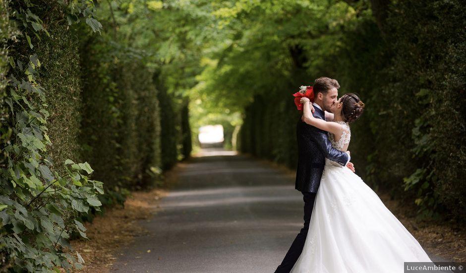 Il matrimonio di Veronica e Alessandro a Castellina in Chianti, Siena