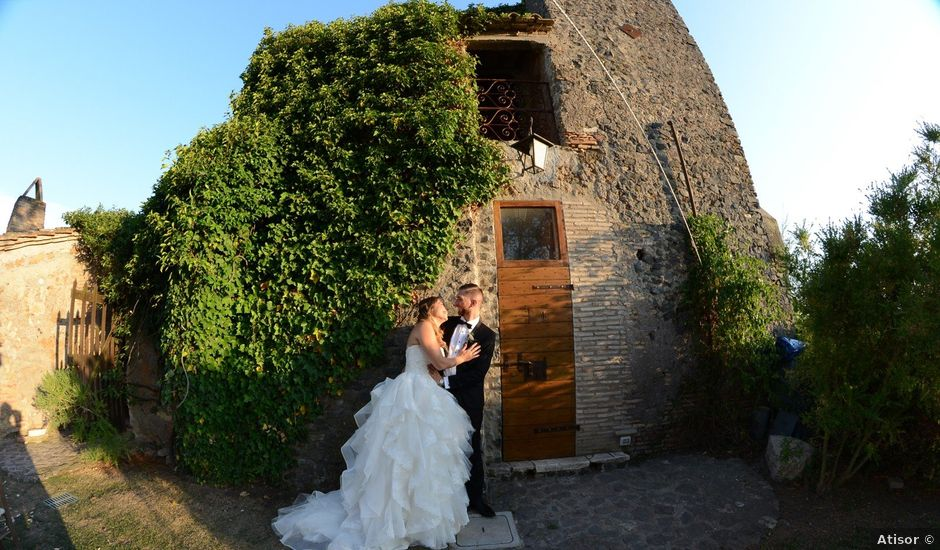 Il matrimonio di Claudia e Marco a Fiumicino, Roma