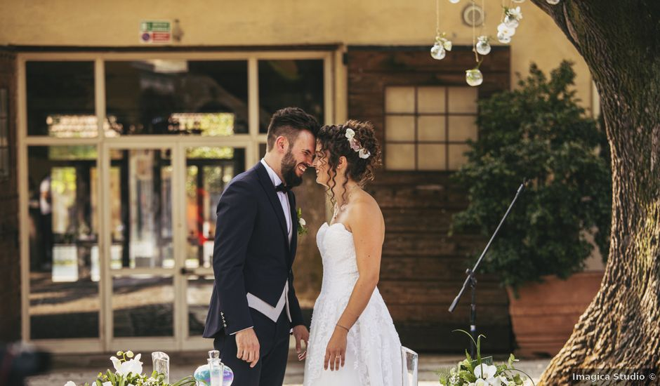 Il matrimonio di Mirko e Giulia a Gorgo al Monticano, Treviso