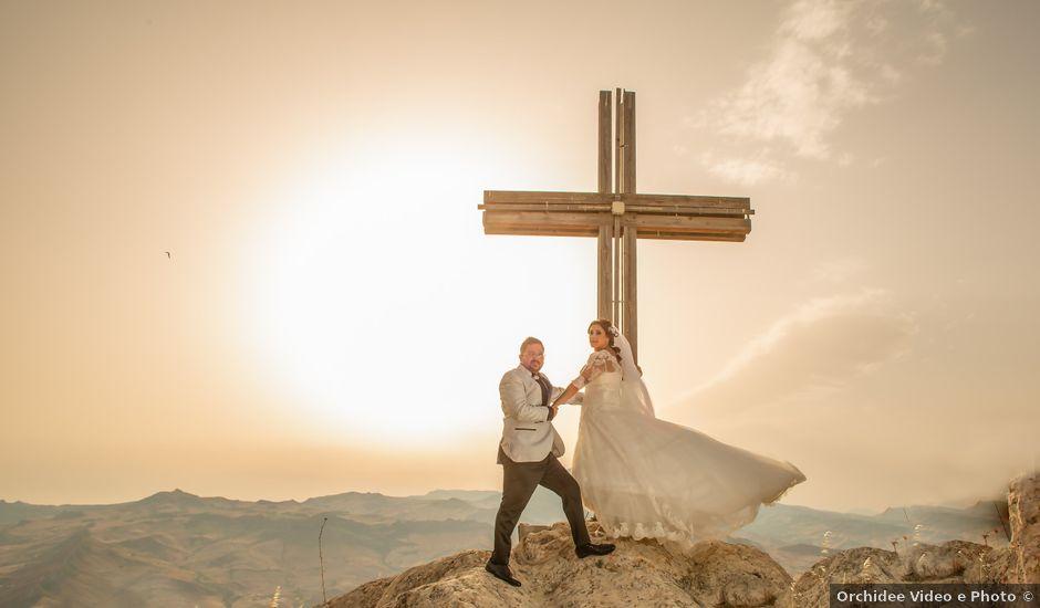 Il matrimonio di Francesco e Noemi a Agrigento, Agrigento