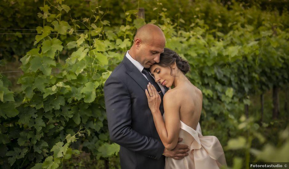Il matrimonio di Emanuele e Vanessa a Calco, Lecco