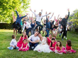 Le nozze di VerdiIana e Umberto