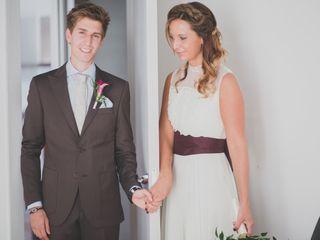 Le nozze di Daniele e Erika
