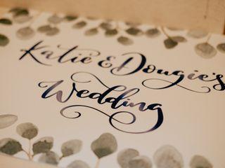 Le nozze di Katie e Dogue 1