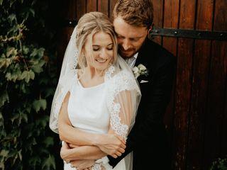 Le nozze di Katie e Dogue