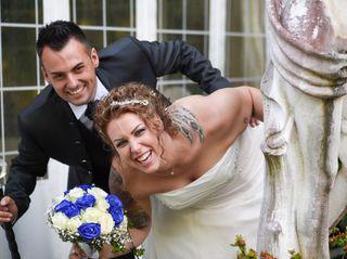 Le nozze di Jalissa e Fabio