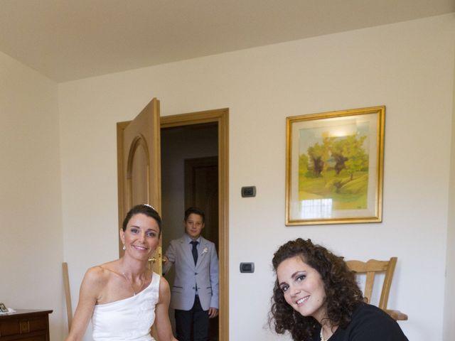 Il matrimonio di Francesco e Angela a Puos d'Alpago, Belluno 15