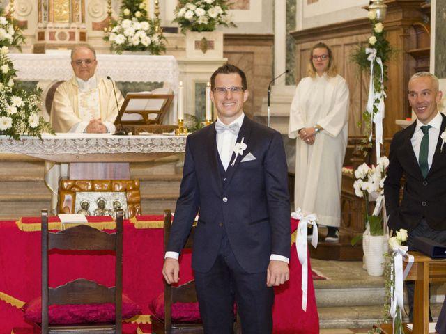 Il matrimonio di Francesco e Angela a Puos d'Alpago, Belluno 19