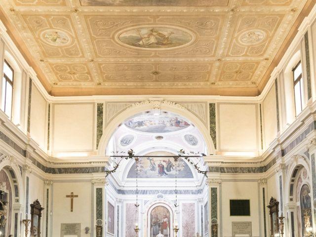 Il matrimonio di Francesco e Angela a Puos d'Alpago, Belluno 20