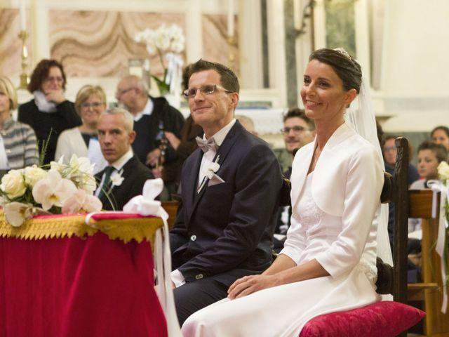 Il matrimonio di Francesco e Angela a Puos d'Alpago, Belluno 23