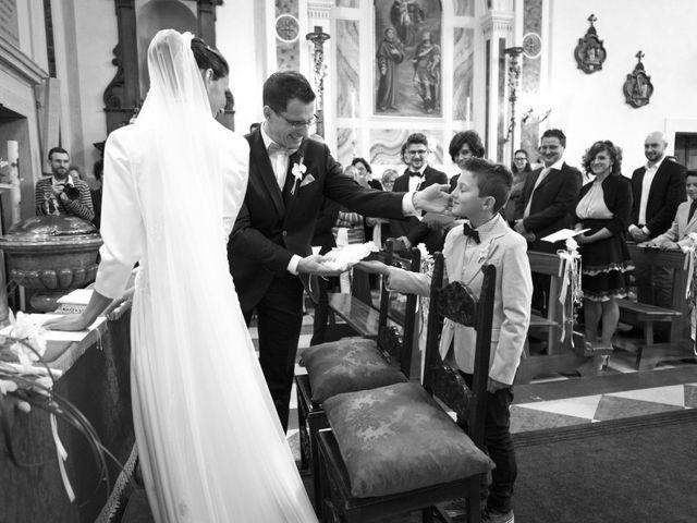 Il matrimonio di Francesco e Angela a Puos d'Alpago, Belluno 26