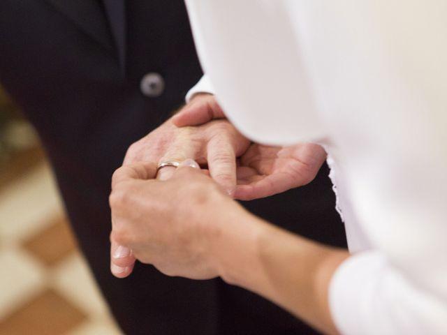 Il matrimonio di Francesco e Angela a Puos d'Alpago, Belluno 27