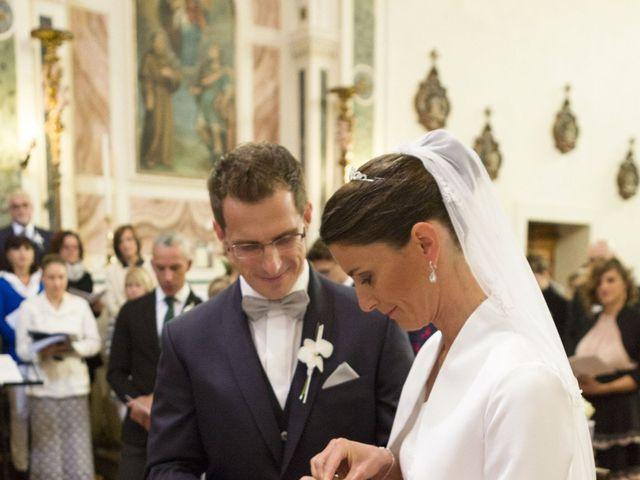 Il matrimonio di Francesco e Angela a Puos d'Alpago, Belluno 28