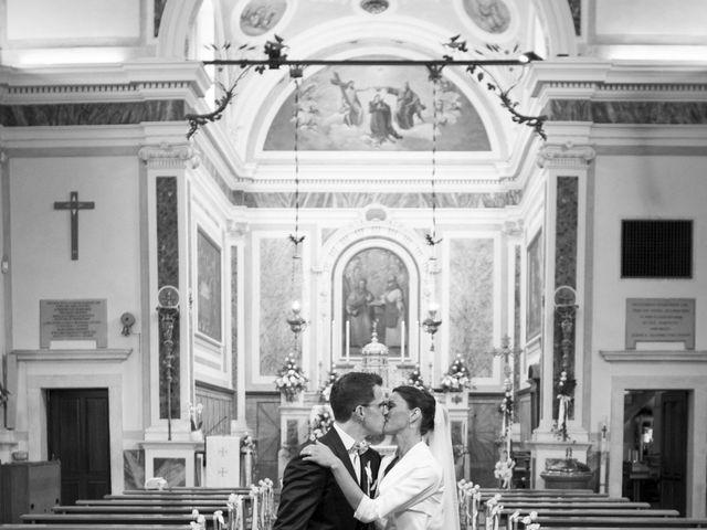 Il matrimonio di Francesco e Angela a Puos d'Alpago, Belluno 31