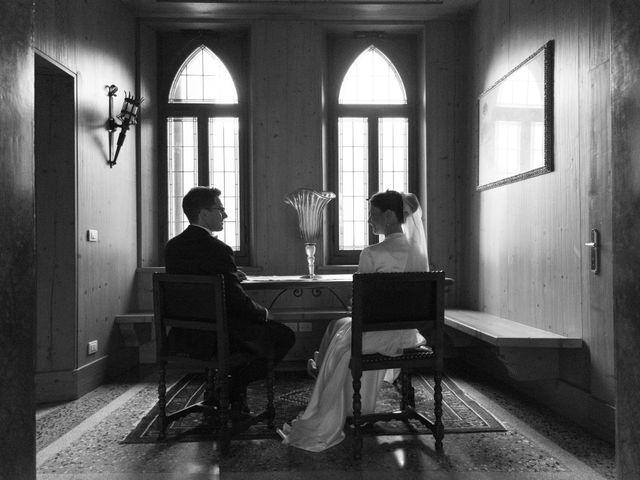 Il matrimonio di Francesco e Angela a Puos d'Alpago, Belluno 45