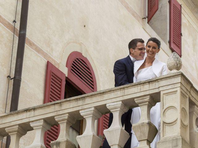 Il matrimonio di Francesco e Angela a Puos d'Alpago, Belluno 46