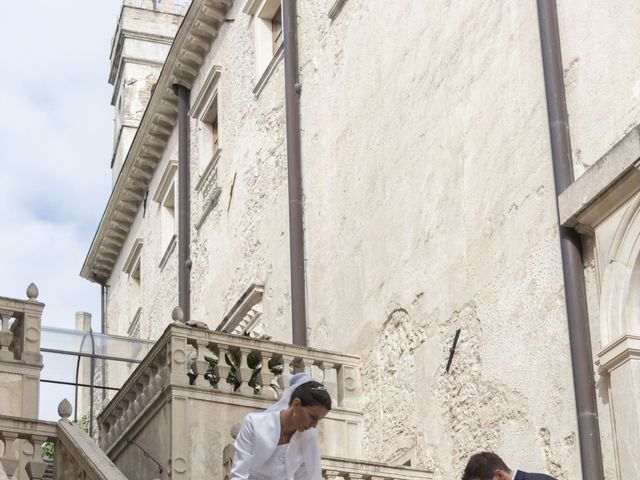 Il matrimonio di Francesco e Angela a Puos d'Alpago, Belluno 47