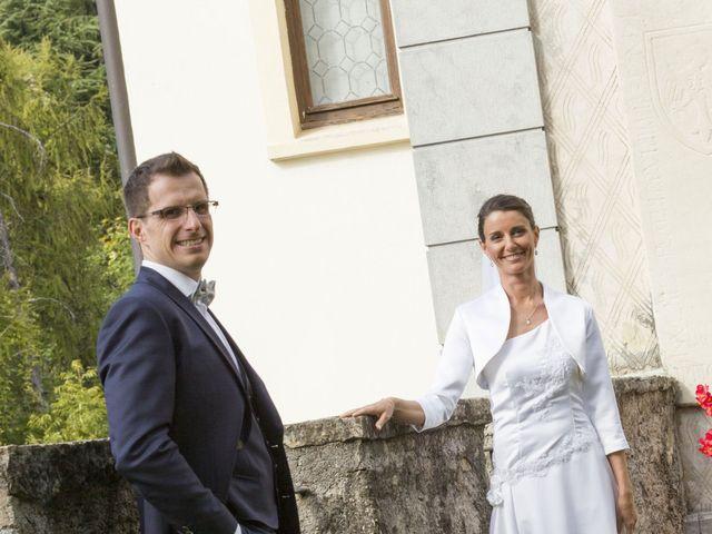 Il matrimonio di Francesco e Angela a Puos d'Alpago, Belluno 49