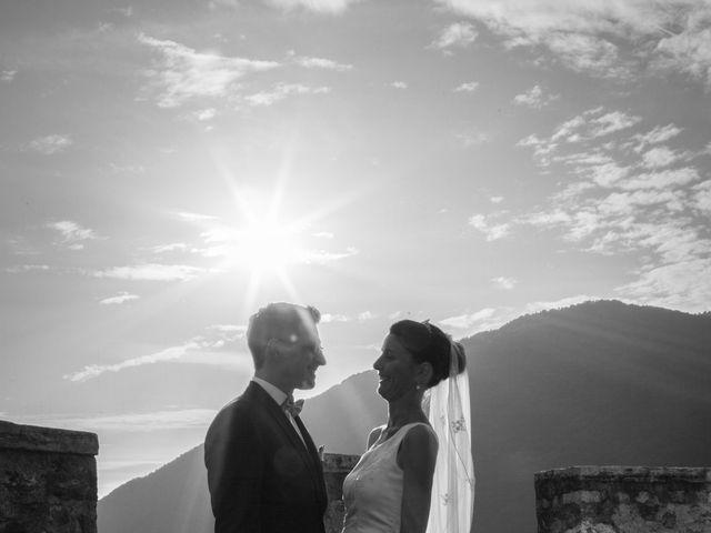 Il matrimonio di Francesco e Angela a Puos d'Alpago, Belluno 52