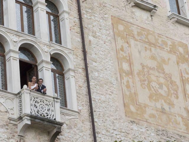 Il matrimonio di Francesco e Angela a Puos d'Alpago, Belluno 57
