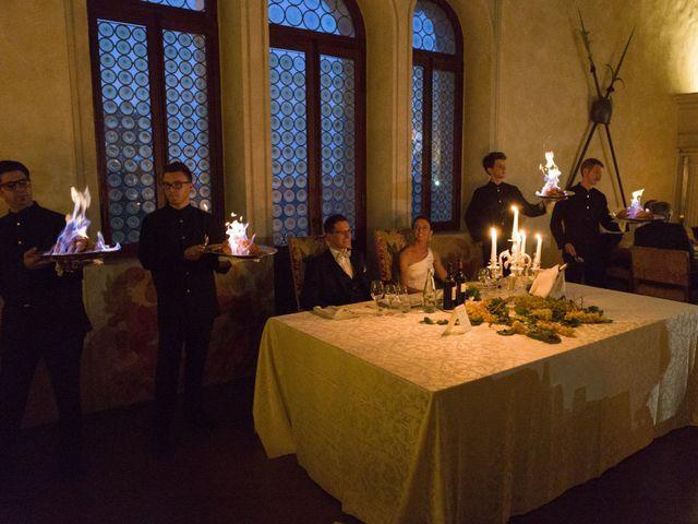 Il matrimonio di Francesco e Angela a Puos d'Alpago, Belluno 59