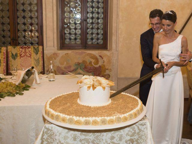 Il matrimonio di Francesco e Angela a Puos d'Alpago, Belluno 61