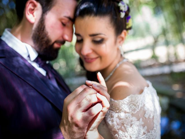 Le nozze di Samanta e Giuliano