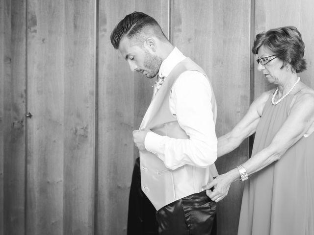 Il matrimonio di Sergio e Letizia a Narcao, Cagliari 4