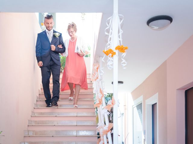 Il matrimonio di Sergio e Letizia a Narcao, Cagliari 10
