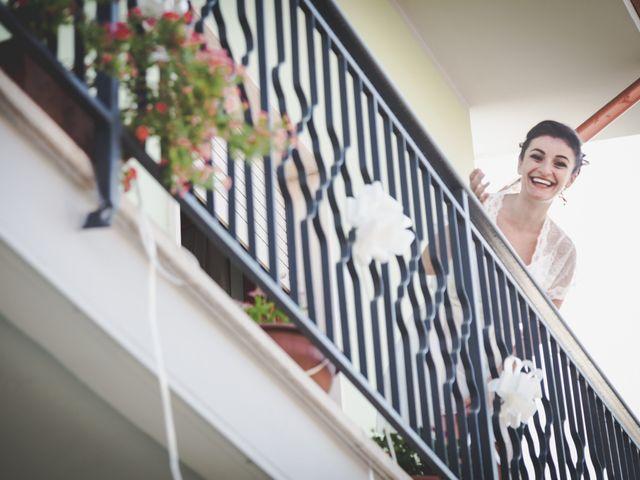 Il matrimonio di Sergio e Letizia a Narcao, Cagliari 11