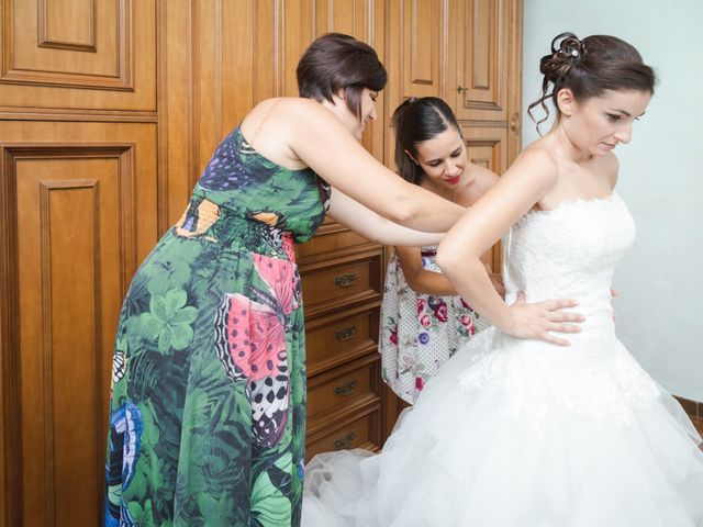Il matrimonio di Sergio e Letizia a Narcao, Cagliari 16
