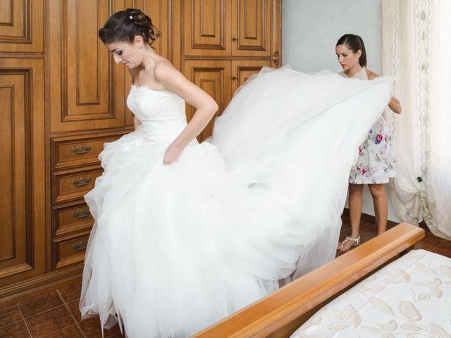 Il matrimonio di Sergio e Letizia a Narcao, Cagliari 19