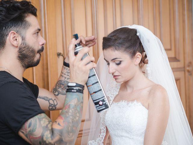 Il matrimonio di Sergio e Letizia a Narcao, Cagliari 20
