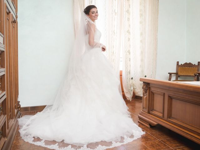 Il matrimonio di Sergio e Letizia a Narcao, Cagliari 22