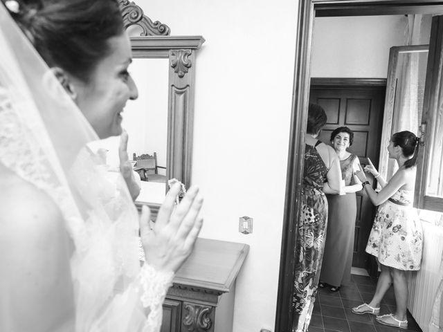 Il matrimonio di Sergio e Letizia a Narcao, Cagliari 24