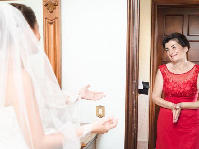 Il matrimonio di Sergio e Letizia a Narcao, Cagliari 25