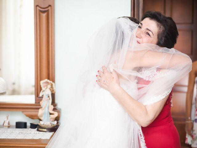 Il matrimonio di Sergio e Letizia a Narcao, Cagliari 26