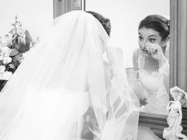 Il matrimonio di Sergio e Letizia a Narcao, Cagliari 29