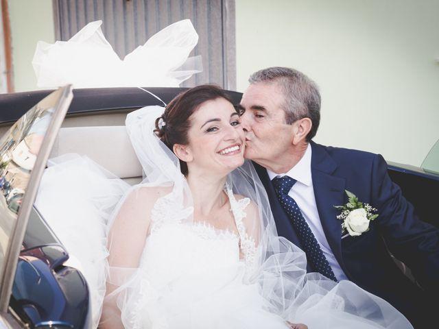 Il matrimonio di Sergio e Letizia a Narcao, Cagliari 32