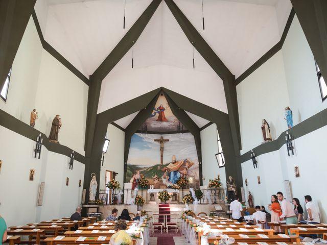 Il matrimonio di Sergio e Letizia a Narcao, Cagliari 33