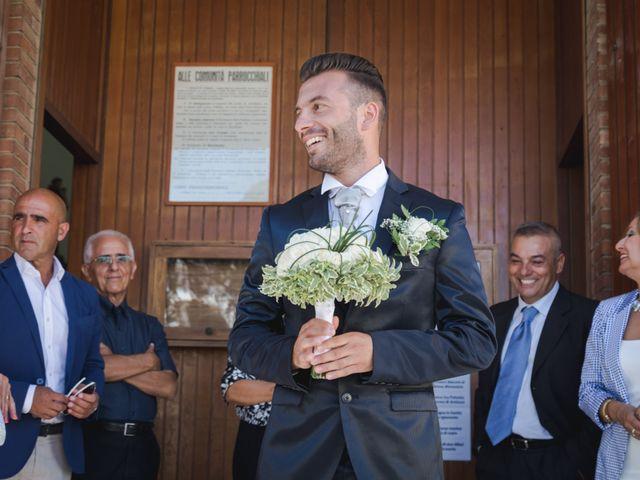 Il matrimonio di Sergio e Letizia a Narcao, Cagliari 35