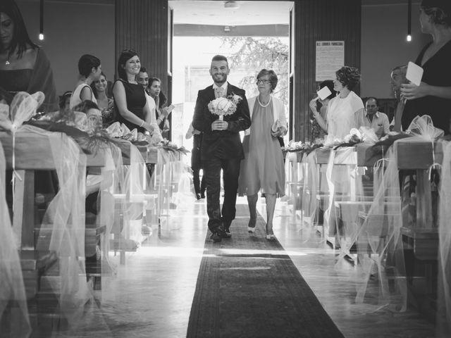 Il matrimonio di Sergio e Letizia a Narcao, Cagliari 36