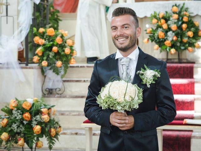 Il matrimonio di Sergio e Letizia a Narcao, Cagliari 37