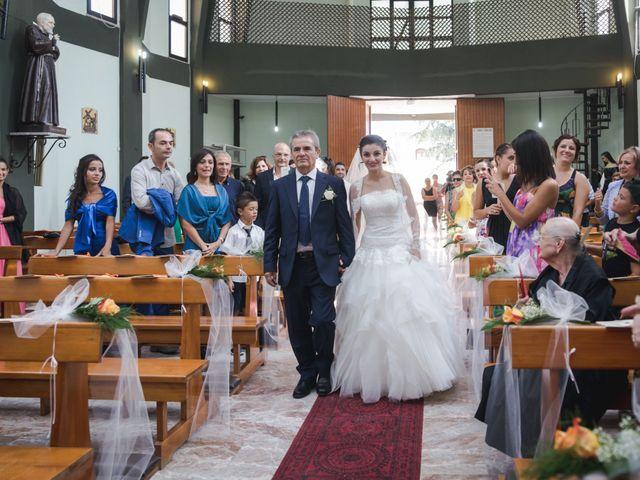 Il matrimonio di Sergio e Letizia a Narcao, Cagliari 38