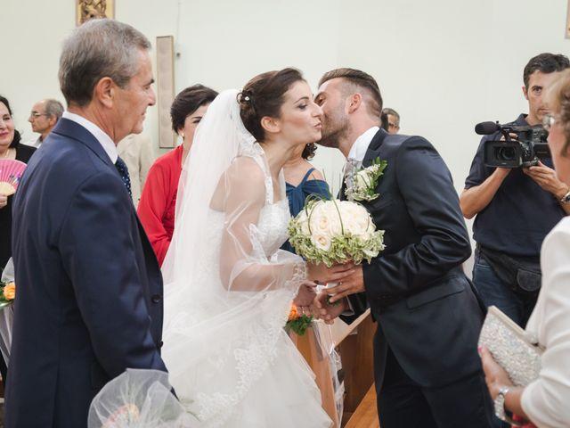 Il matrimonio di Sergio e Letizia a Narcao, Cagliari 39