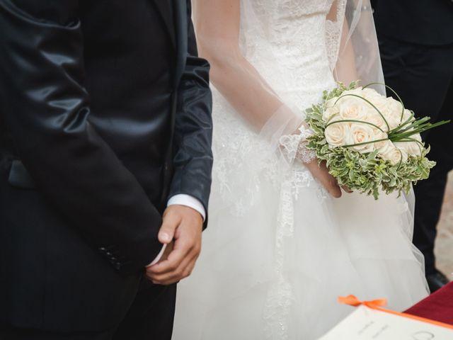 Il matrimonio di Sergio e Letizia a Narcao, Cagliari 40