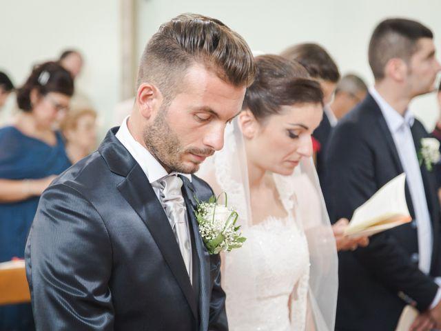 Il matrimonio di Sergio e Letizia a Narcao, Cagliari 43