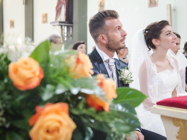 Il matrimonio di Sergio e Letizia a Narcao, Cagliari 44